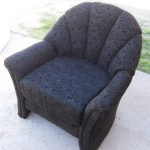 brown chair upholstery