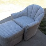 white chair upholstery