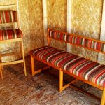 bench seating upholstery