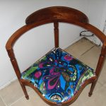 corner chair upholstery
